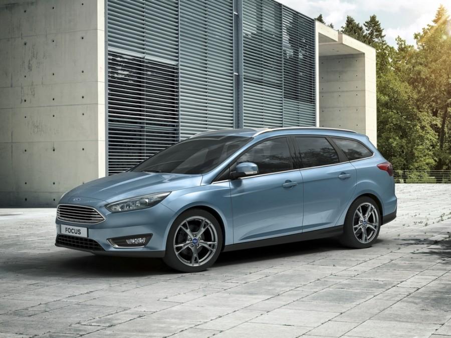 Ford Focus универсал, 2014–2016, 3 поколение [рестайлинг] - отзывы, фото и характеристики на Car.ru