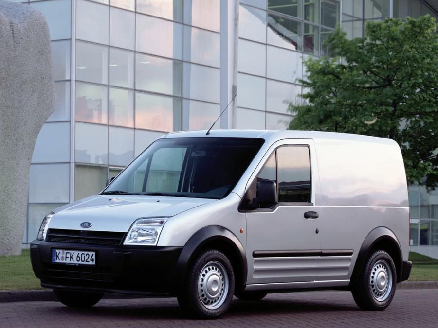 Ford Transit Connect фургон, 1 поколение - отзывы, фото и характеристики на Car.ru