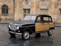 Renault 4, 1 поколение, La parisienne хетчбэк 5-дв.