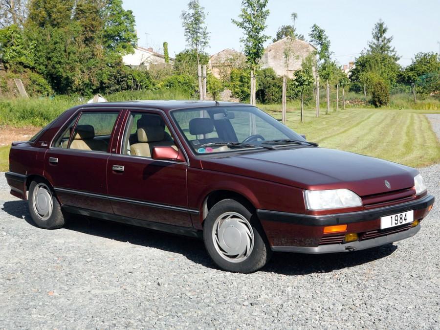 Renault 25 Limousine лифтбэк 5-дв., 1984–1988, 1 поколение - отзывы, фото и характеристики на Car.ru