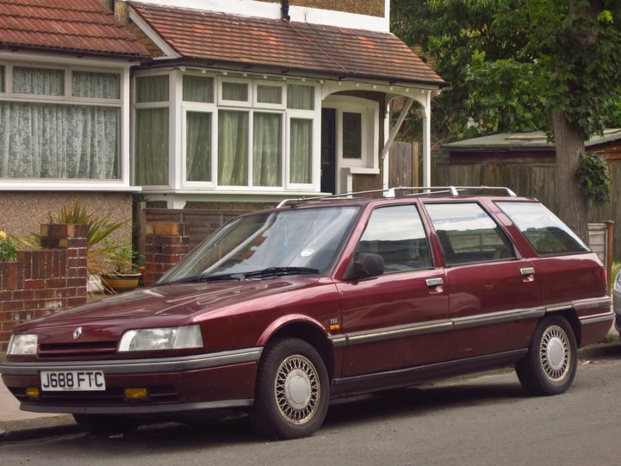 Renault 21 Savanna универсал 5-дв., 1989–1995, 1 поколение [рестайлинг] - отзывы, фото и характеристики на Car.ru