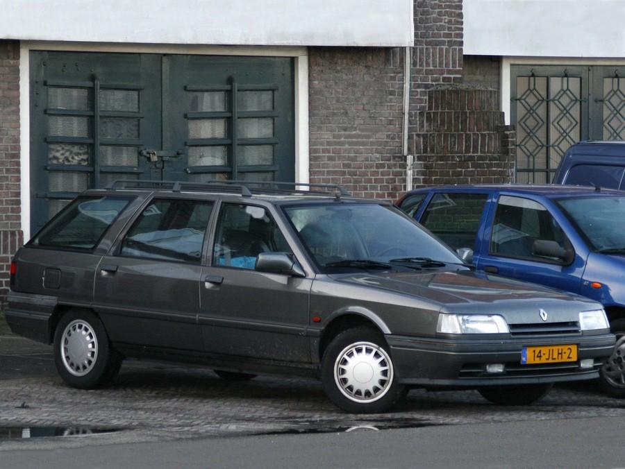 Renault 21 Nevada универсал 5-дв., 1989–1995, 1 поколение [рестайлинг] - отзывы, фото и характеристики на Car.ru