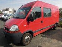 Renault Master, 2 поколение [2-й рестайлинг], Combi микроавтобус 4-дв., 2006–2010