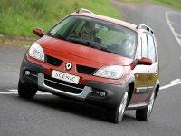 Renault Scenic, 2 поколение [рестайлинг], Navigator минивэн 5-дв., 2006–2010