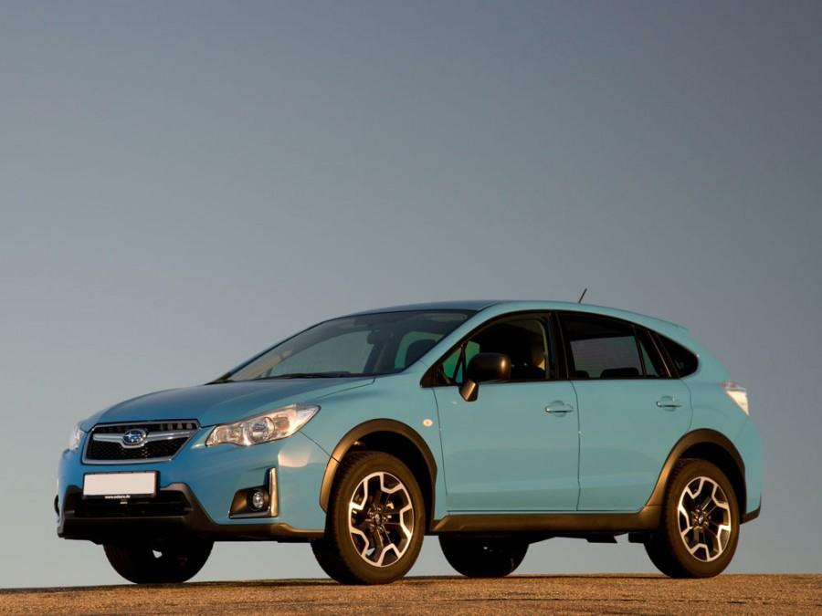Subaru XV кроссовер, 2016–2016, 1 поколение [рестайлинг] - отзывы, фото и характеристики на Car.ru