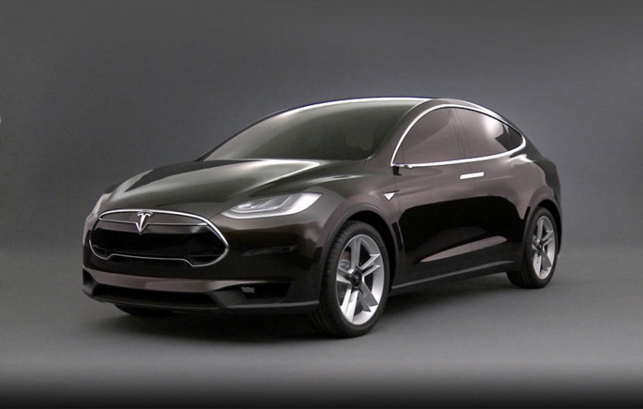 Tesla Model X кроссовер, 1 поколение - отзывы, фото и характеристики на Car.ru