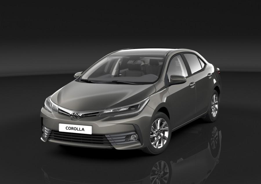 Toyota Corolla седан, 2016–2016, E170 [рестайлинг] - отзывы, фото и характеристики на Car.ru