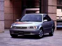 Toyota Corolla, E110 [рестайлинг], Jdm седан 4-дв., 1997–2002