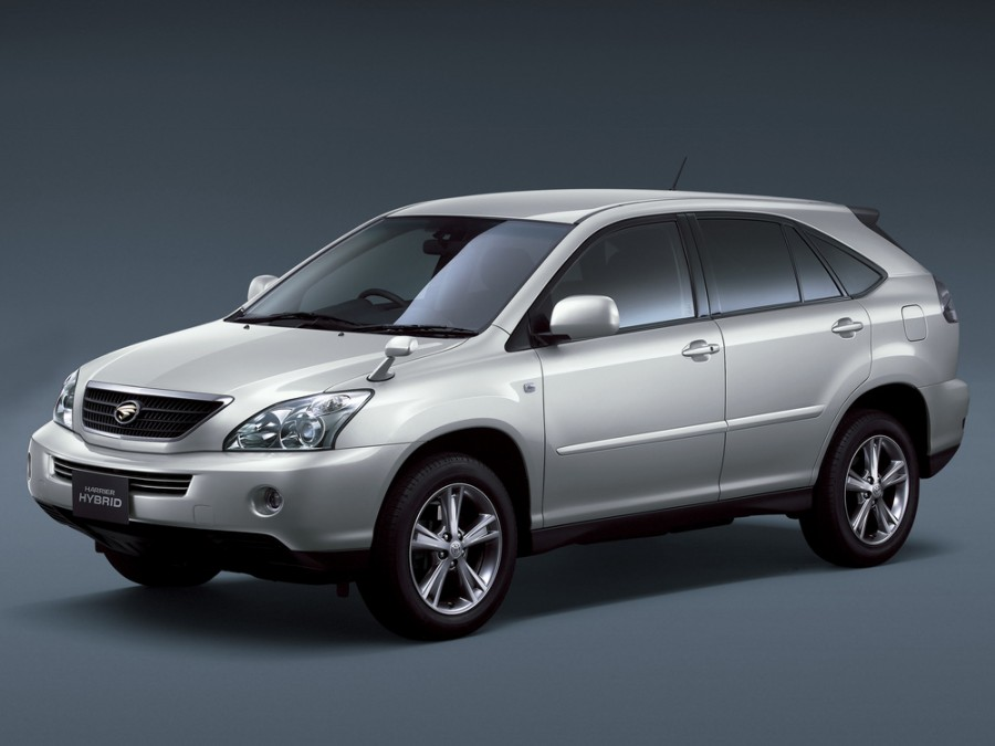 Toyota Harrier, Барнаул