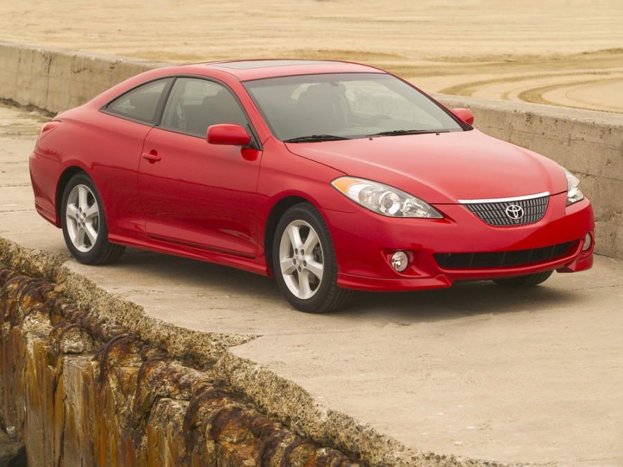 Toyota Solara Sport купе 2-дв., 2004–2006, XV30 - отзывы, фото и характеристики на Car.ru