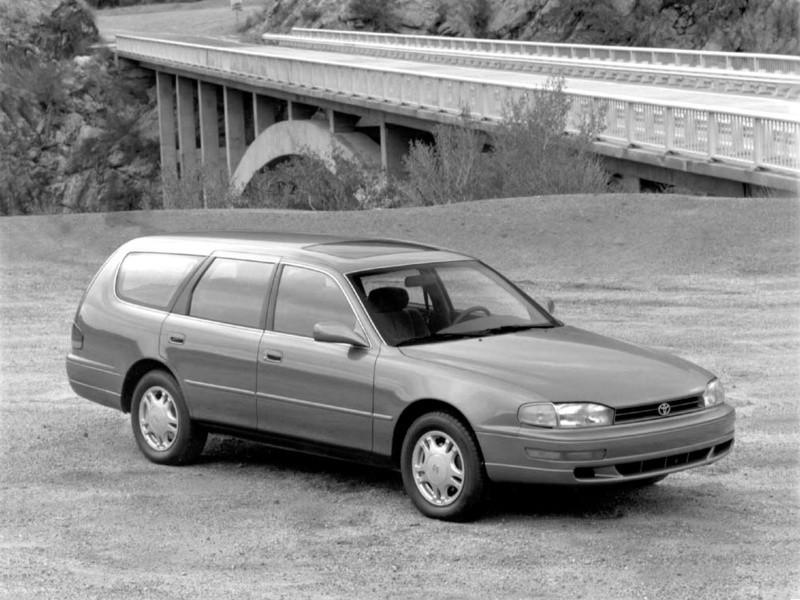 Toyota Scepter универсал, 1991–1996, 1 поколение - отзывы, фото и характеристики на Car.ru