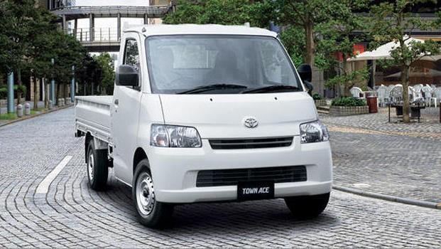 Toyota Town Ace Truck борт, 2008–2016, 5 поколение - отзывы, фото и характеристики на Car.ru
