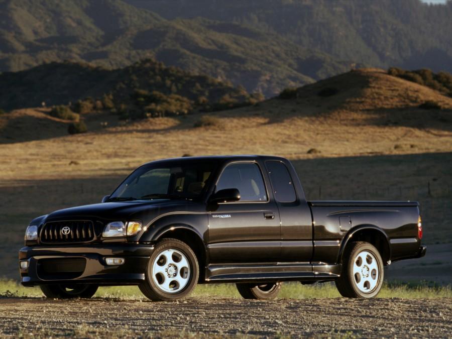Toyota Tacoma S-Runner пикап 2-дв., 2001–2004, 1 поколение [2-й рестайлинг] - отзывы, фото и характеристики на Car.ru