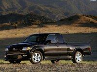 Toyota Tacoma, 1 поколение [2-й рестайлинг], S-runner пикап 2-дв., 2001–2004