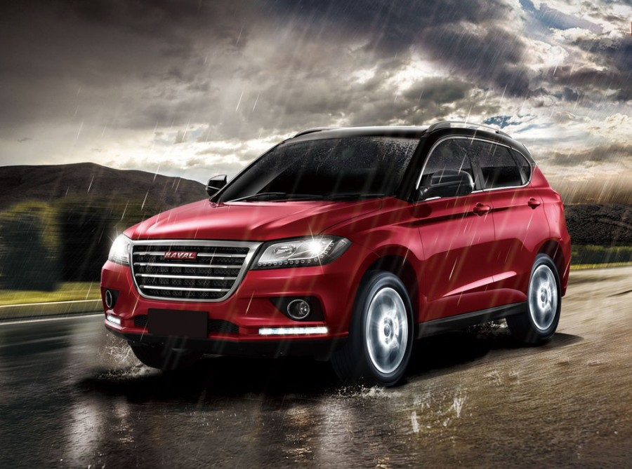 Haval H2 кроссовер, 2014–2016, 1 поколение - отзывы, фото и характеристики на Car.ru