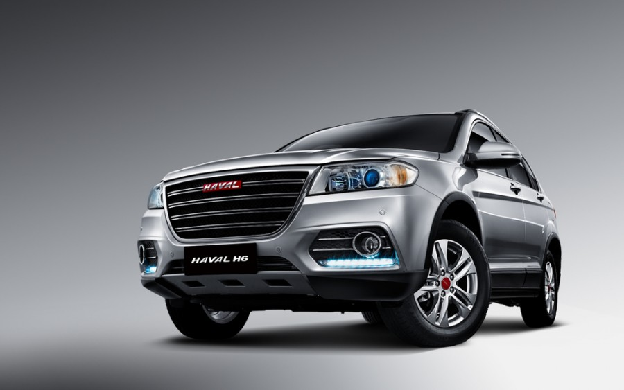 Haval H6 кроссовер, 2013–2016, 1 поколение - отзывы, фото и характеристики на Car.ru