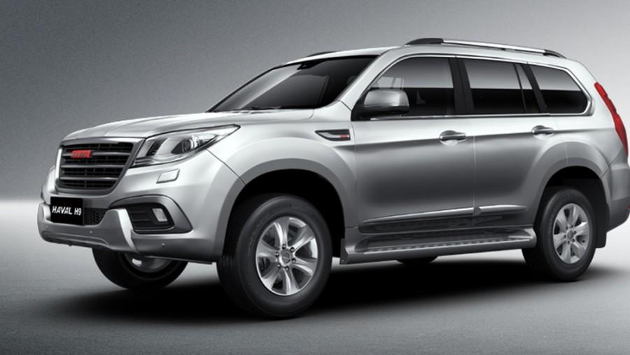 Haval H9 кроссовер, 2015–2016, 1 поколение - отзывы, фото и характеристики на Car.ru