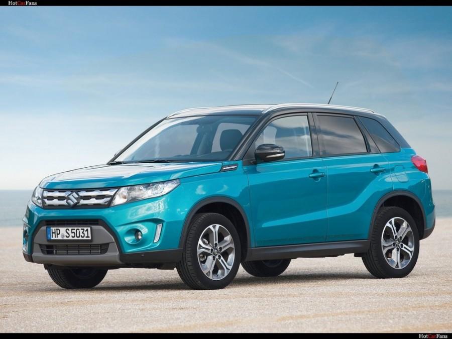 Suzuki Vitara кроссовер, 2015–2016, 4 поколение - отзывы, фото и характеристики на Car.ru