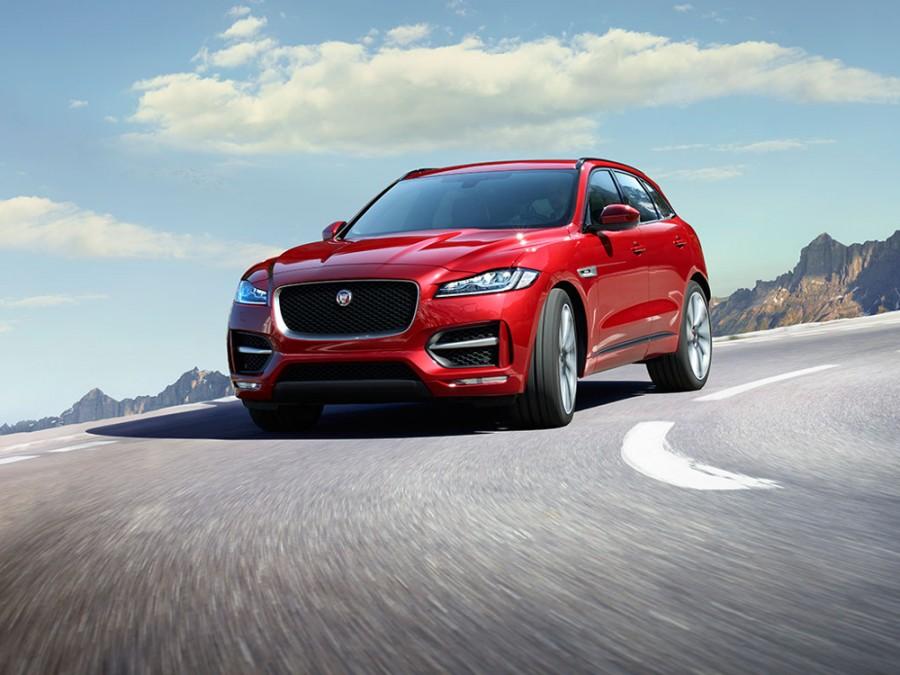 Jaguar F-Pace кроссовер, 2016–2016, 1 поколение - отзывы, фото и характеристики на Car.ru