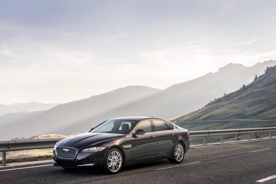 Jaguar XF седан, 2016–2016, X260 - отзывы, фото и характеристики на Car.ru