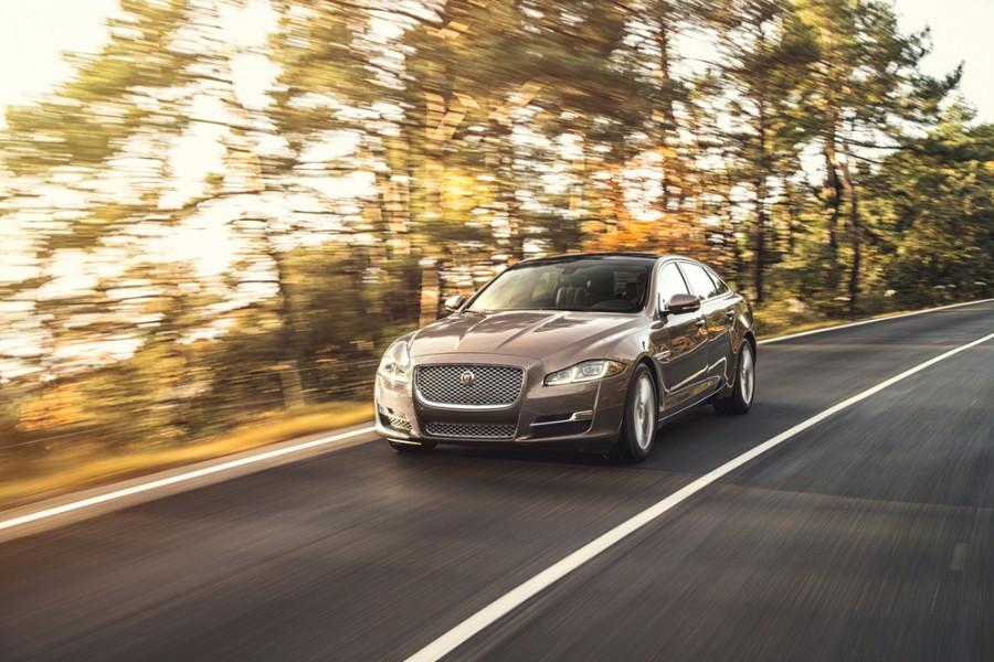 Jaguar XJ седан, X351 [рестайлинг] - отзывы, фото и характеристики на Car.ru