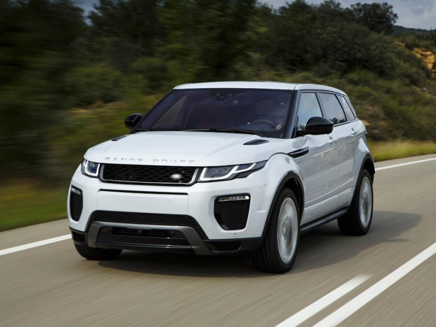 Landrover Range Rover Evoque кроссовер 5-дв., 2015–2016, 1 поколение [рестайлинг] - отзывы, фото и характеристики на Car.ru