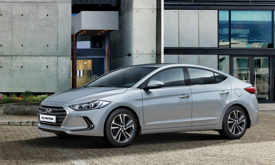 Hyundai Elantra седан, 2016–2016, AD - отзывы, фото и характеристики на Car.ru