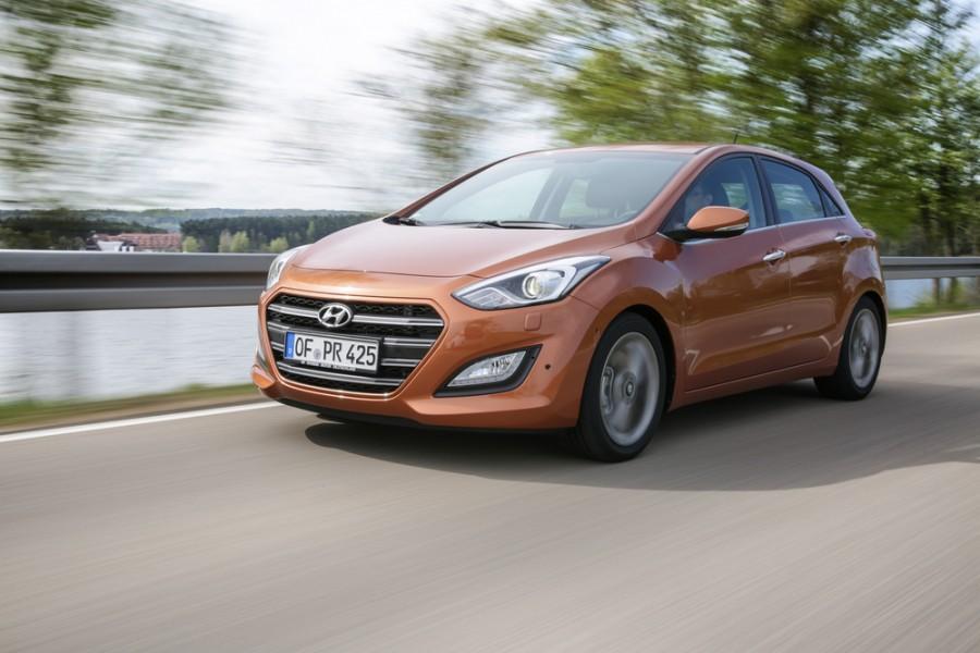Hyundai i30 хетчбэк 5-дв., 2015–2016, GD [рестайлинг] - отзывы, фото и характеристики на Car.ru