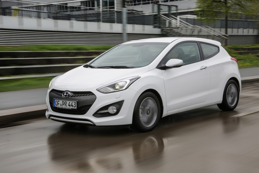 Hyundai i30 хетчбэк 3-дв., 2015–2016, GD [рестайлинг] - отзывы, фото и характеристики на Car.ru