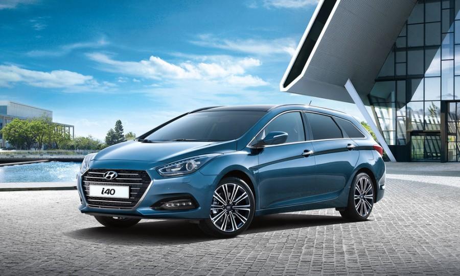 Hyundai i40 универсал, 2015–2016, VF [рестайлинг] - отзывы, фото и характеристики на Car.ru