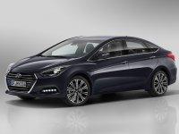 Hyundai i40, VF [рестайлинг], Седан, 2015–2016
