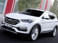 Hyundai Santa Fe, DM [рестайлинг], Premium кроссовер, 2015–2016