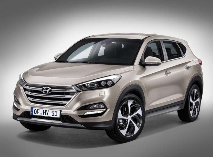 Hyundai Tucson кроссовер, 2015–2016, 3 поколение - отзывы, фото и характеристики на Car.ru
