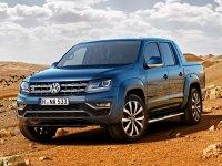 Volkswagen Amarok, 1 поколение [рестайлинг], Doublecab пикап, 2016–2016