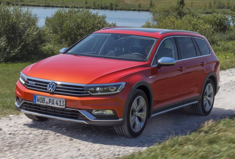 Volkswagen Passat Alltrack универсал 5-дв., 2014–2016, B8 - отзывы, фото и характеристики на Car.ru