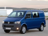 Volkswagen Transporter, T5 [рестайлинг], Crew bus микроавтобус 5-дв., 2010–2016