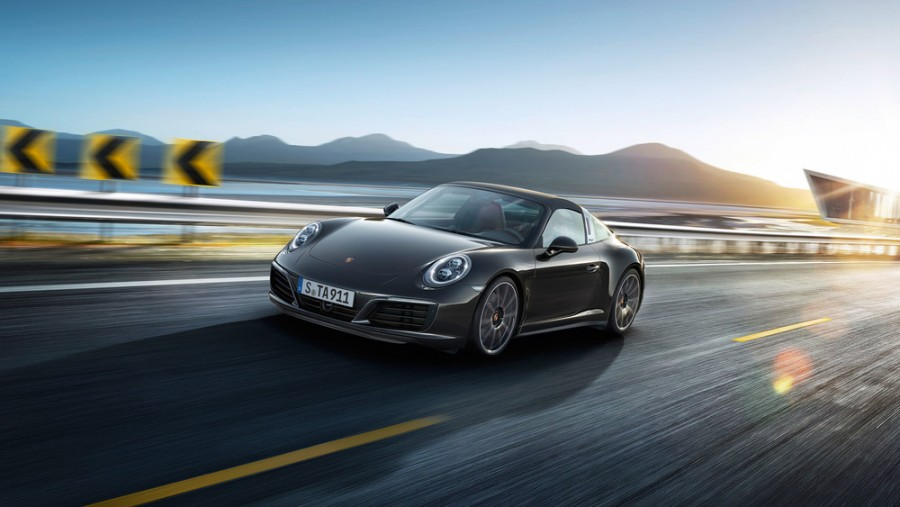 Porsche 911 тарга, 2012–2016, 991 [рестайлинг] - отзывы, фото и характеристики на Car.ru