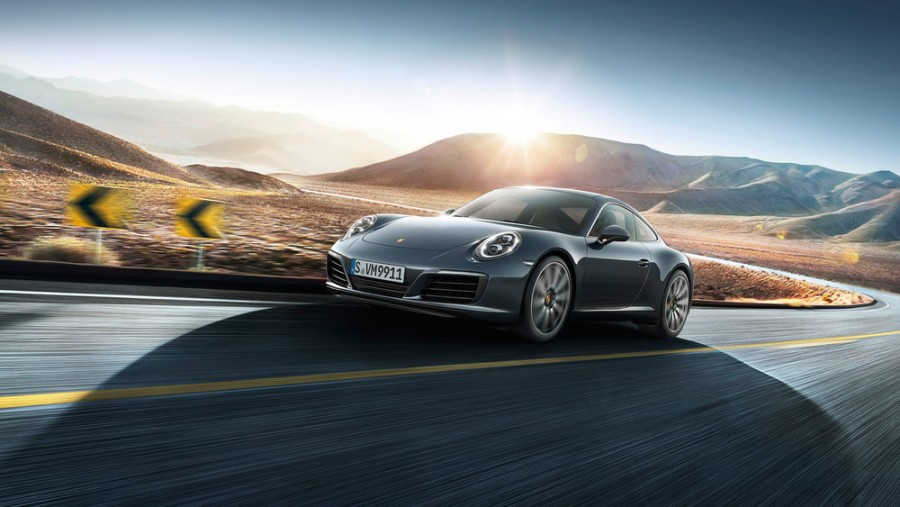 Porsche 911 Carrera купе 2-дв., 2012–2016, 991 [рестайлинг] - отзывы, фото и характеристики на Car.ru