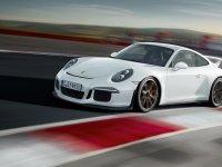 Porsche 911, 991 [рестайлинг], Gt3 купе 2-дв., 2012–2016
