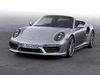 Porsche 911, 991 [рестайлинг], Turbo кабриолет 2-дв., 2012–2016