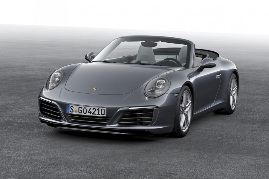 Porsche 911 Carrera кабриолет 2-дв., 2012–2016, 991 [рестайлинг] - отзывы, фото и характеристики на Car.ru