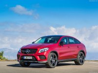 Mercedes GLE-Class, W166/C292, 450 amg coupe кроссовер 5-дв., 2015–2016