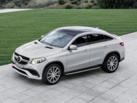 Mercedes GLE-Class, W166/C292, Amg 63 coupe кроссовер 5-дв., 2015–2016