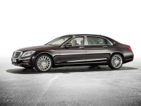 Mercedes S-Class, W222/C217/A217, Maybach седан 4-дв., 2013–2016
