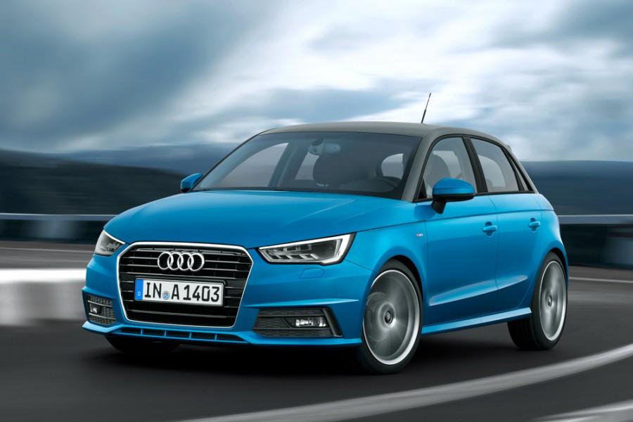Audi A1 Sportback хетчбэк, 2014–2016, 8X [рестайлинг] - отзывы, фото и характеристики на Car.ru