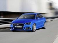 Audi A3, 8V [рестайлинг], Седан