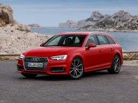 Audi A4, B9, Avant универсал 5-дв., 2015–2016