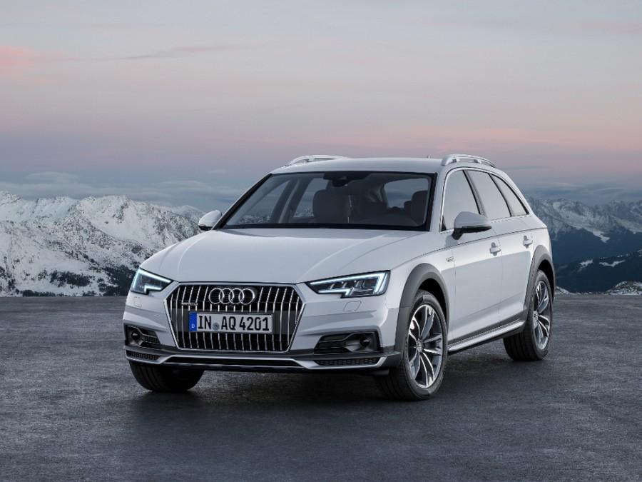 Audi A4 Allroad quattro универсал 5-дв., 2015–2016, B9 - отзывы, фото и характеристики на Car.ru