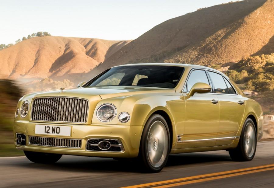 Bentley Mulsanne Speed седан 4-дв., 2016–2016, 2 поколение [рестайлинг] - отзывы, фото и характеристики на Car.ru