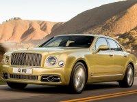 Bentley Mulsanne, 2 поколение [рестайлинг], Speed седан 4-дв., 2016–2016